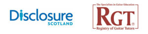 disclosure scotland registry of guitar tutors